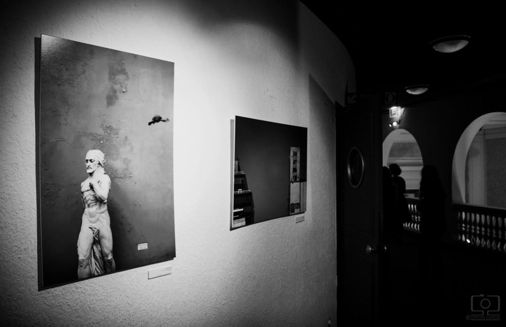Exposition de Violette Hello, scénographiée par la Jeune Agence Muséocom ©Simon Saada