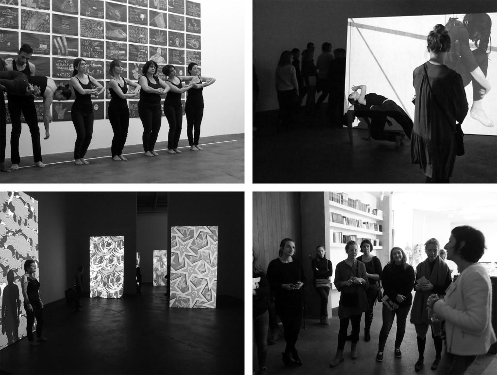 Exposition S'inventer Autrement, Centre Régional d'Art Contemporain. 12/12/2015 © Muséocom