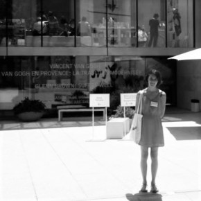 MUSÉOCOM S'EXPORTE #21 Laura Gonzalez à la Fondation Vincent van Gogh
