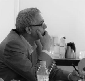 Rencontre avec Bernard Mossé, Université d'Avignon, 03/10/2016