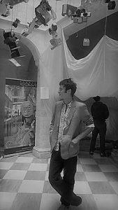 Yohan Dumas @Parcours de l'Art