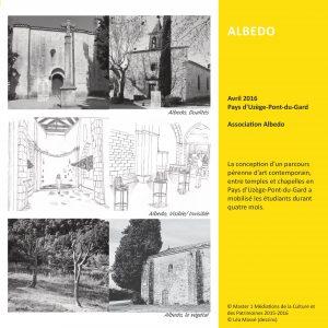Albedo-projet simu, 2015-2016