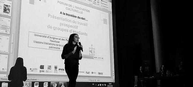 [PROJETS MUSÉOCOM] Retour sur le Forum de l'Innovation Culturelle