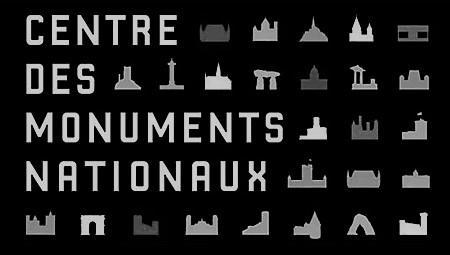 Logo du Centre des monuments nationaux