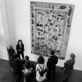 MUSÉOCOM S'EXPORTE #25 Julia Bonneau au FRAC Aquitaine