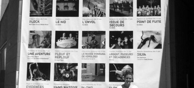 Muséocom s'exporte #29 Juliette Mahut au Théâtre La Passerelle à Gap