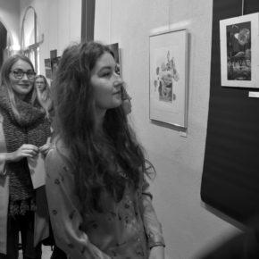 [PROJETS MUSÉOCOM] Conception de l'exposition de jeunes talents étudiants : Va-et-vient