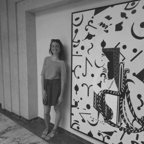 Muséocom s'exporte #36 Justine Chrétien pour la Fondation Boghossian à la Villa Empain, Bruxelles