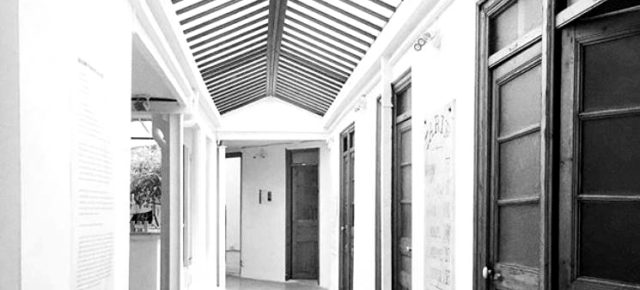 Muséocom s'exporte #39 Fannie Tomas à la Galerie des grands bains douches à Marseille