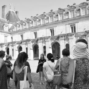 Muséocom s'exporte #40 Emily Laurent-Chaplet à Fontainebleau Tourisme